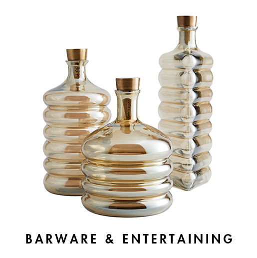 Barware & Entertaining