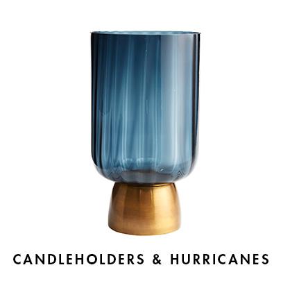 Candleholders & Hurricanes