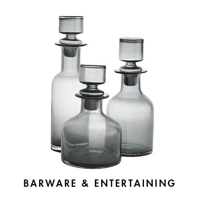 Barware & Entertaining