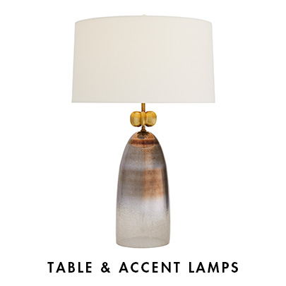 Table & Accent Lamps