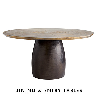 Dining & Entry Tables