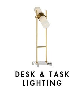 Desk & Task Lighting