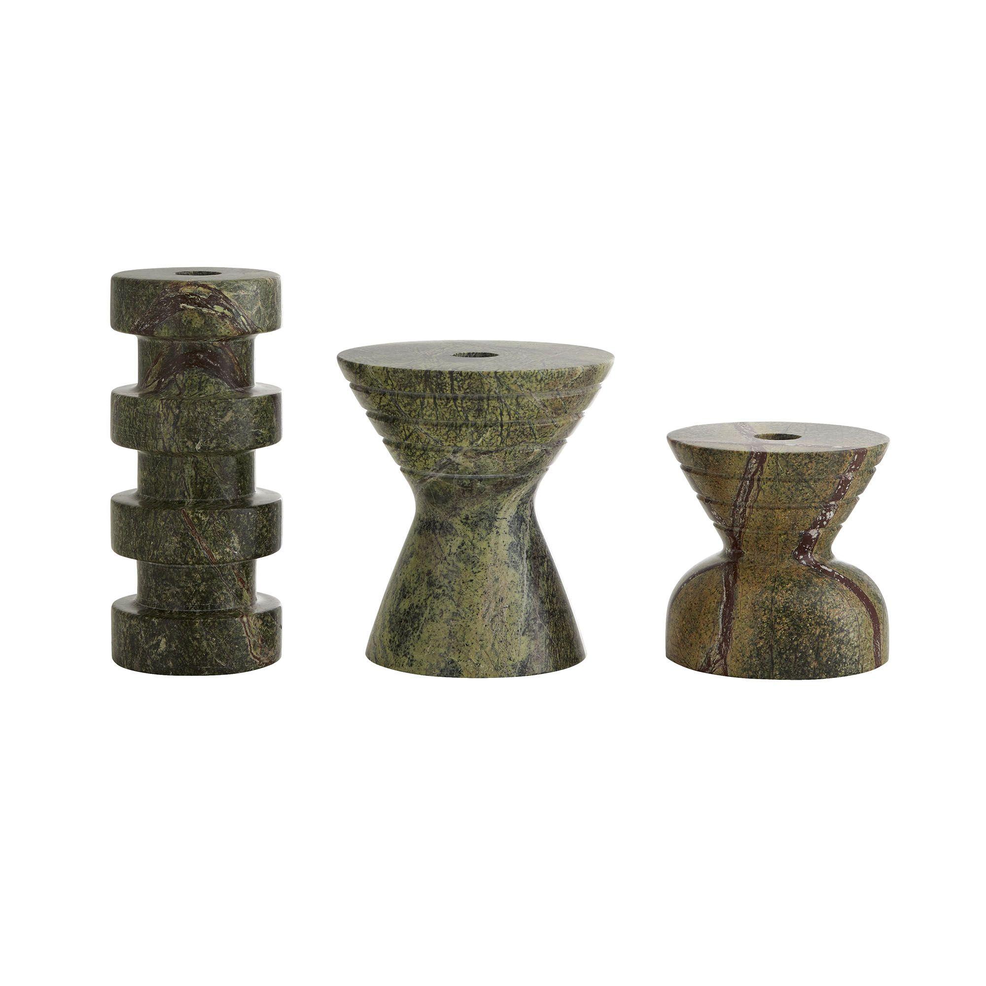 Lopez Candleholders, Set of 3