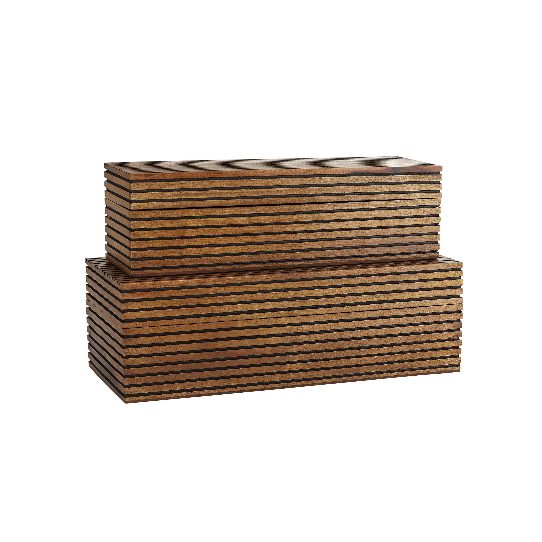 Trinity Boxes, Set of 2