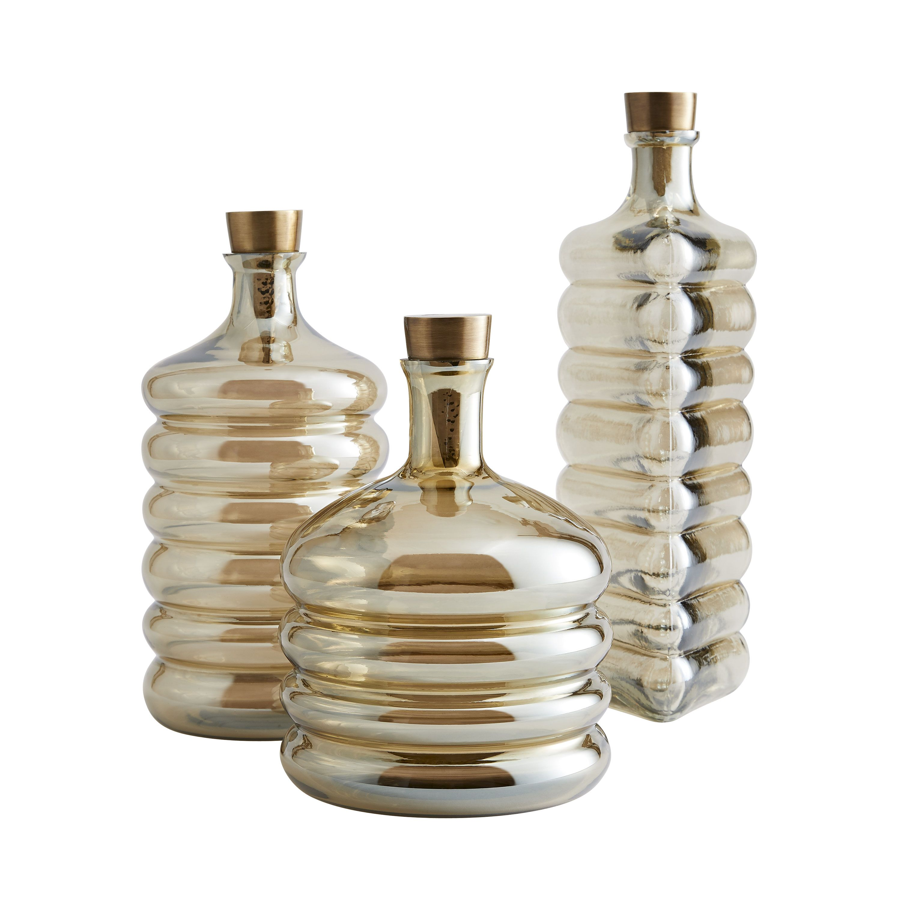Fiona Decanters, Set of 3