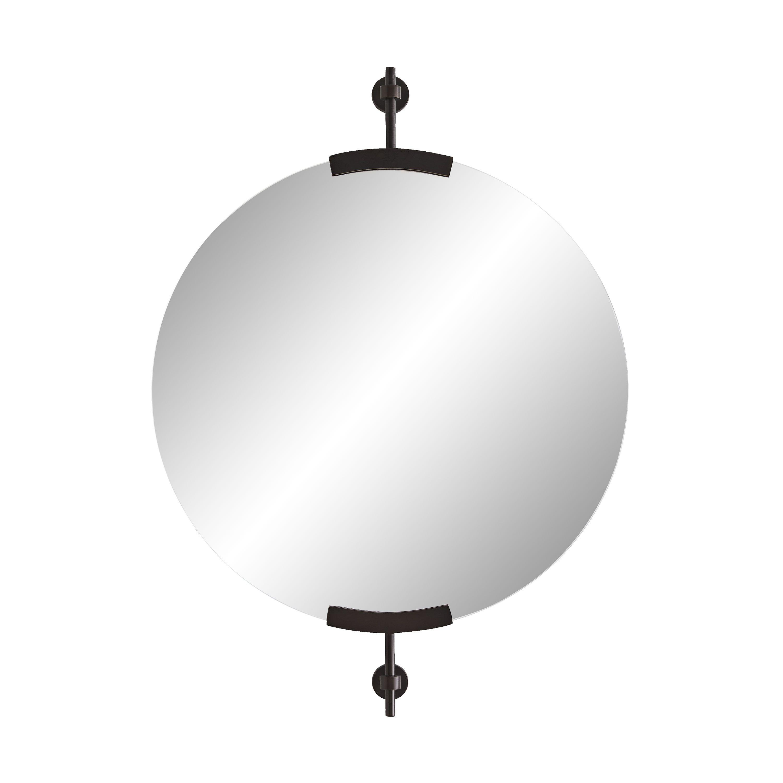 Madden Small Round Mirror