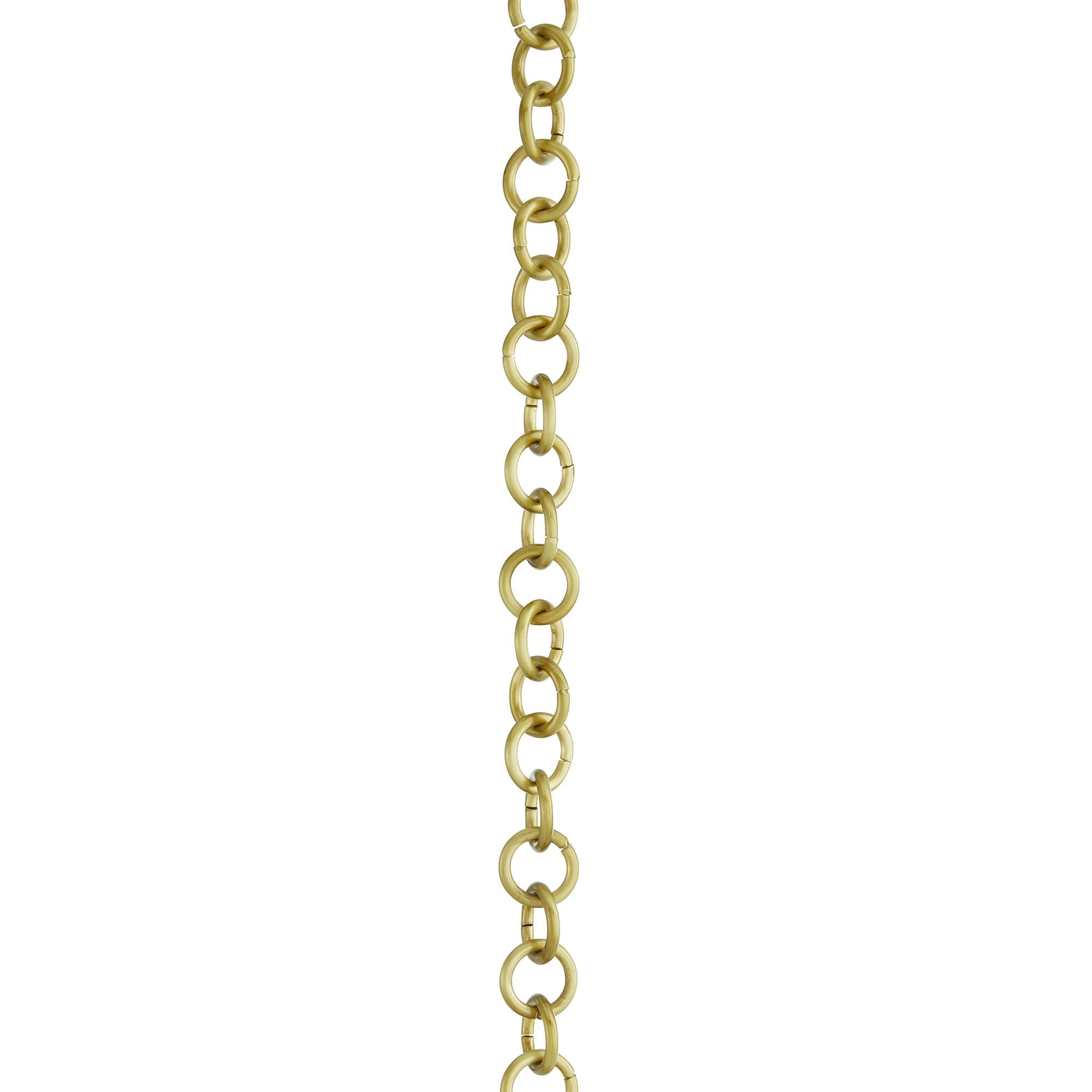 3\' Antique Brass Chain