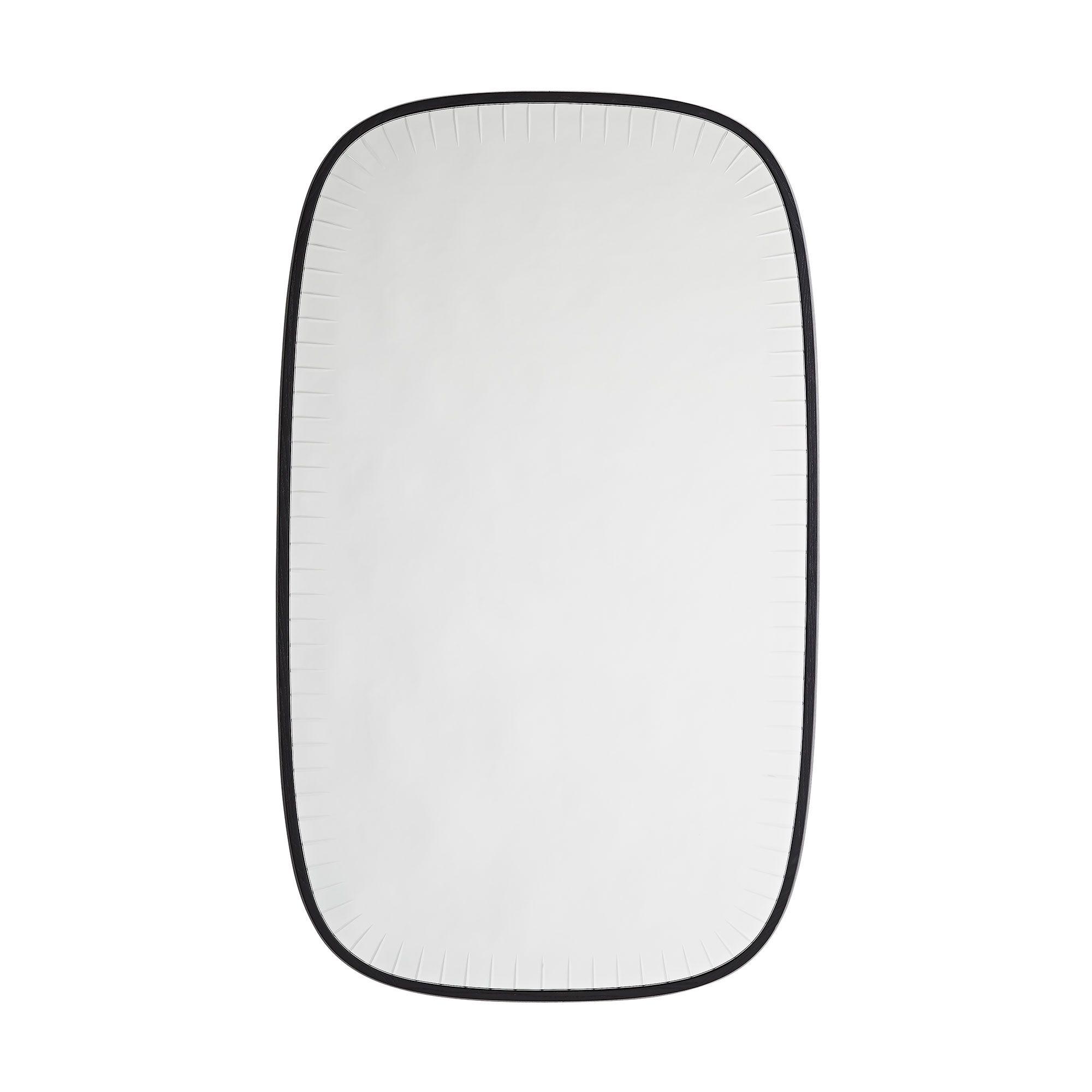 Cut Oblong Mirror