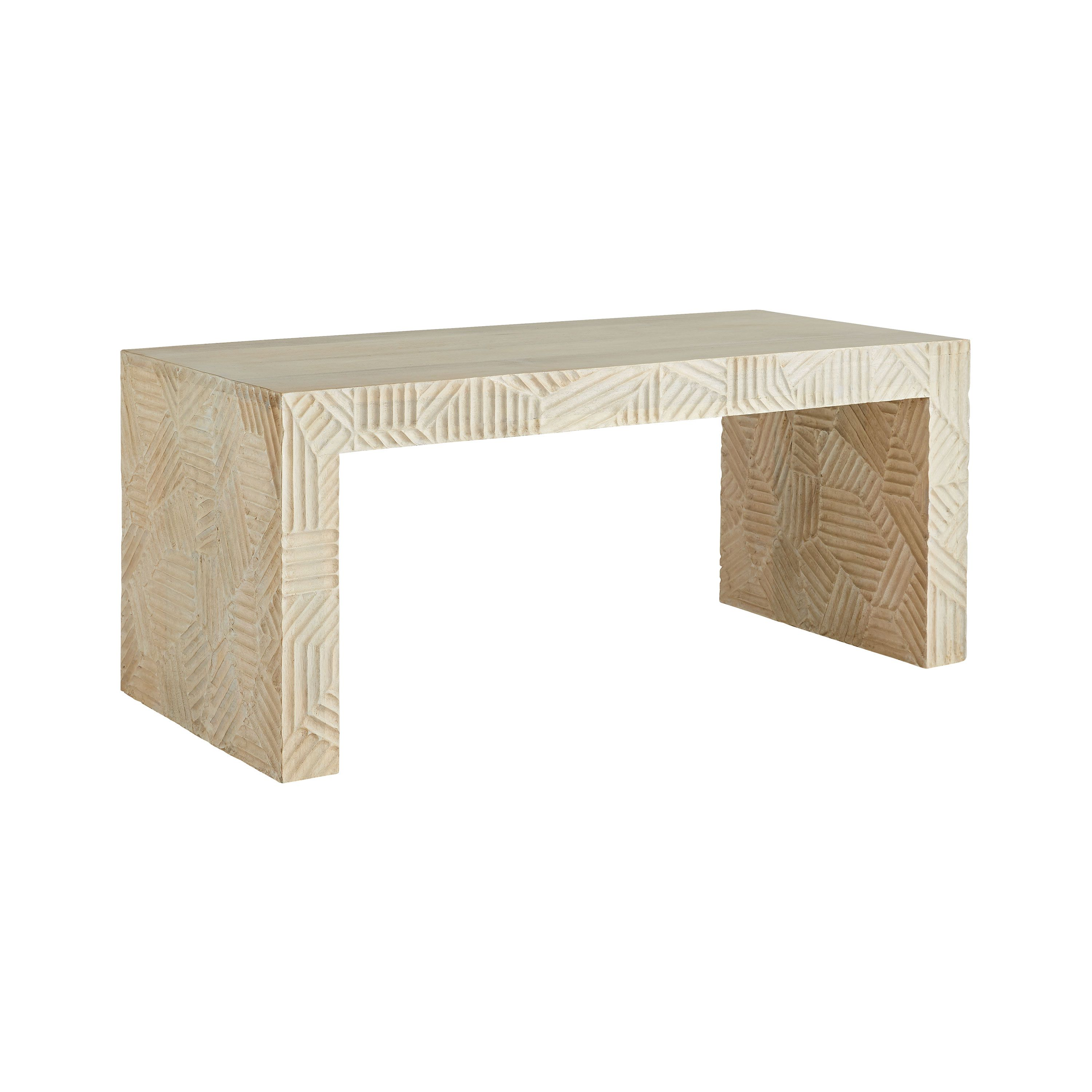 Marsh Bench/Cocktail Table