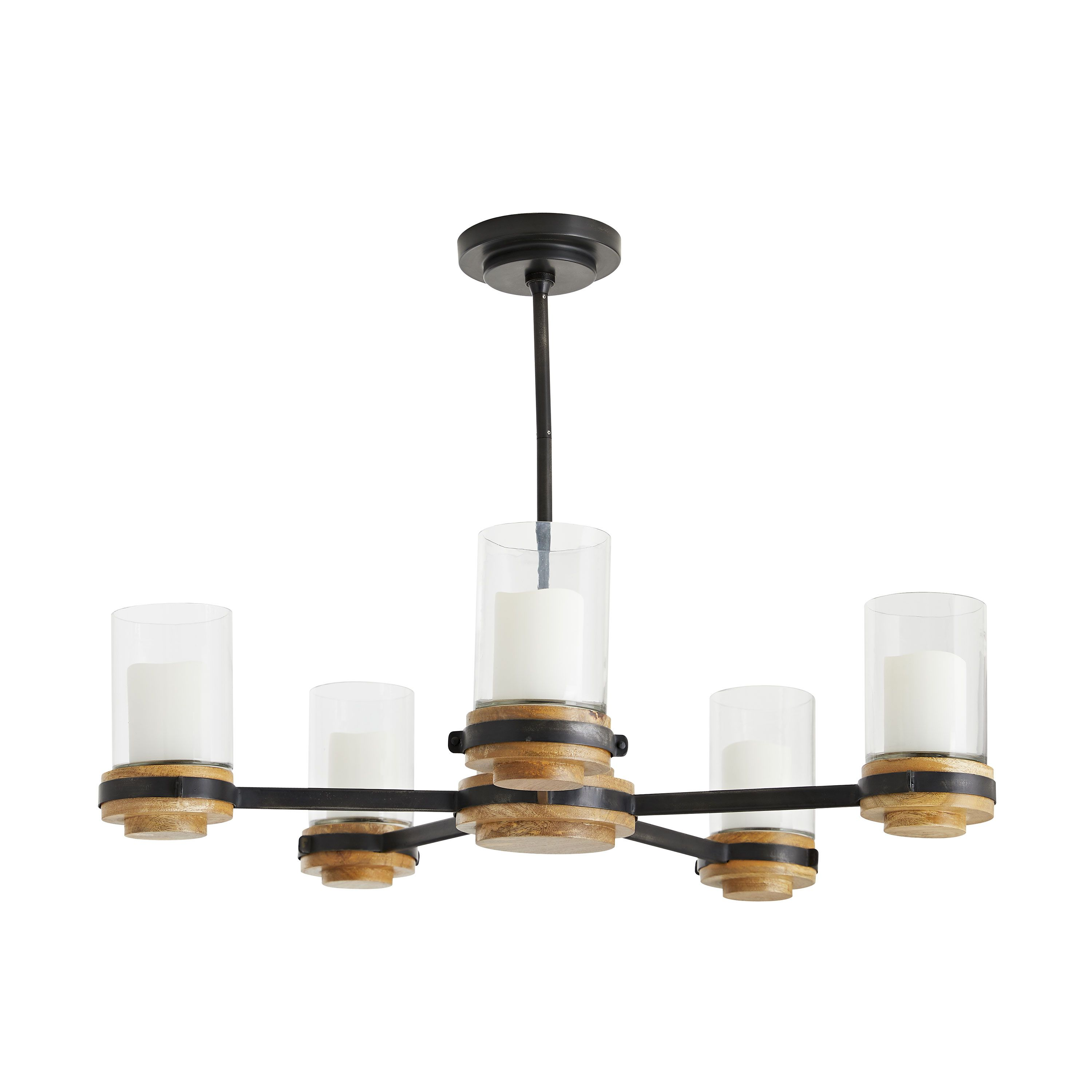 Sumter Candle Chandelier