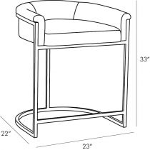 Calvin Counter Stool
