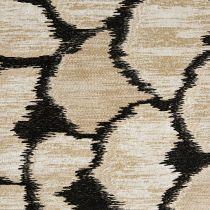 Barbana Bench Ocelot Embroidery