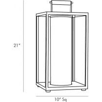Stetson Outdoor Lantern