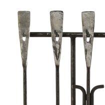 Henry Fireplace Tool Set