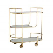 Trainor Bar Cart
