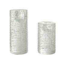 Kendir Candleholders, Set of 2