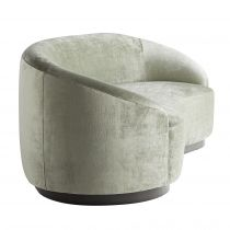 Turner Small Sofa Mist Velvet