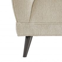 Catalina Chaise Stone Boucle�
