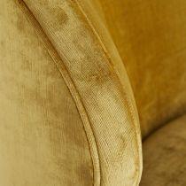 Kitts Chair Marigold Velvet