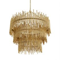 Prescott Three Tiered Chandelier