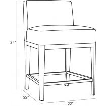 Tuck Counter Stool