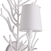 Coral Twig Sconce