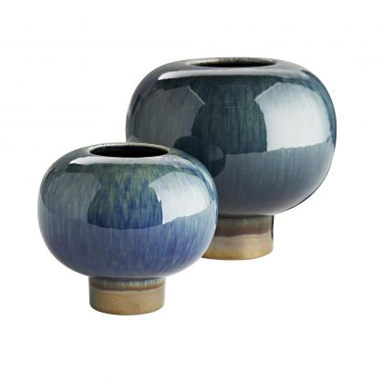 Tuttle Vases, Set of 2