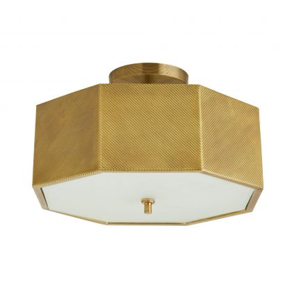 Grespan Semi-Flush Mount