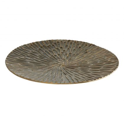 Sindhu Large Centerpiece/Wall Plaque