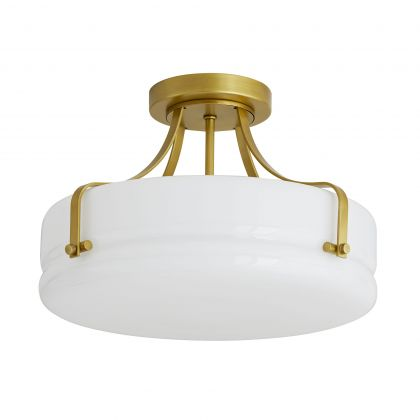 Hurst Semi-Flush Mount