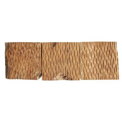 Kalona Wall Plaques, Set of 3