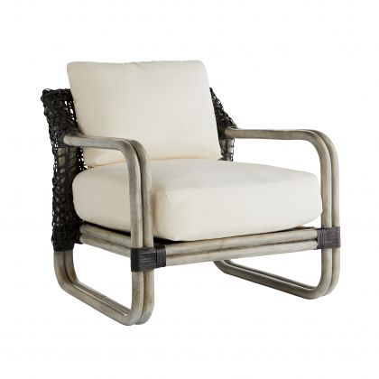 Tara Lounge Chair Muslin