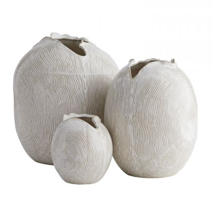 Blume Vases, Set of 3