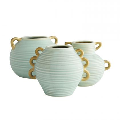 Aurora Vases, Set of 3