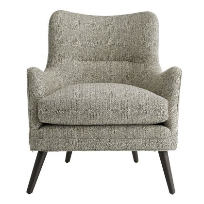 Seger Chair Driftwood Tweed Grey Ash
