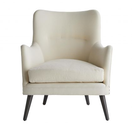 Seger Chair Muslin Grey Ash