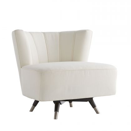 Marion Chair Muslin Grey Ash