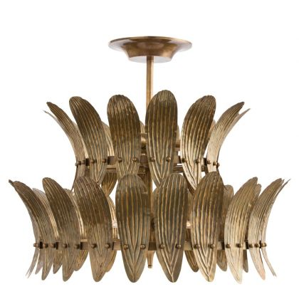 Analise Two Tier Chandelier