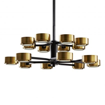 Jalen Two Tier Chandelier