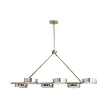 Linus Linear Chandelier