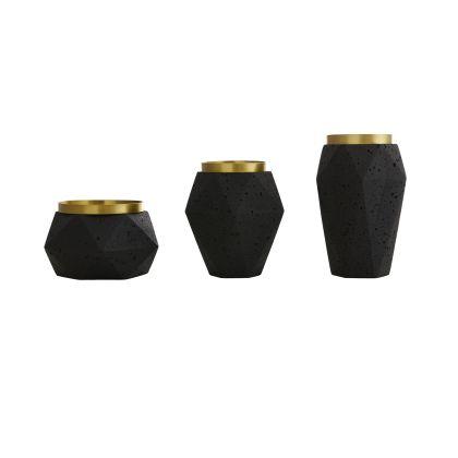 Lexington Pillar Candleholders, Set of 3