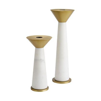 Tenbrooke Candleholders, Set of 2