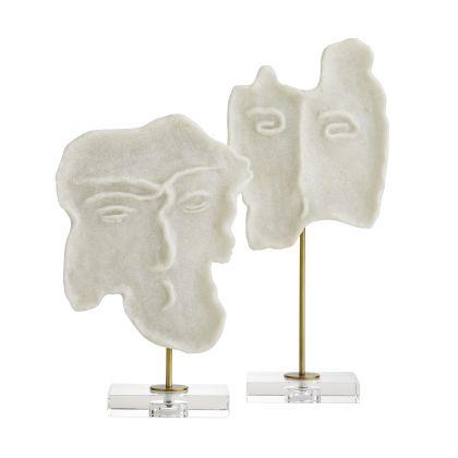 David Sculptures, Set of 2