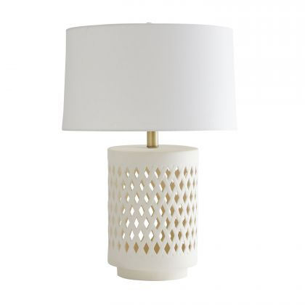 Treilliage Lamp