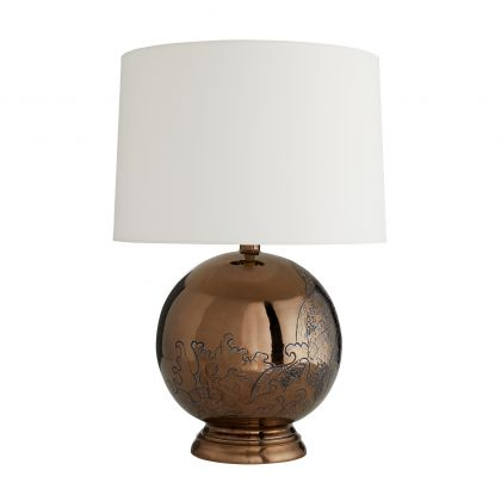 Flint Lamp