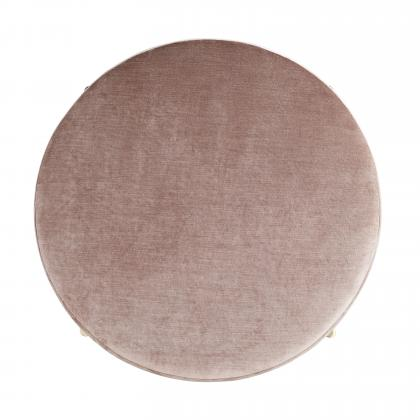 Andrea Round Ottoman