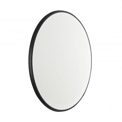 Cut Round Mirror