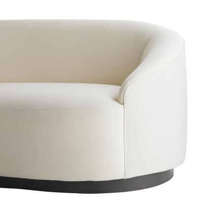 Turner Small Sofa Muslin